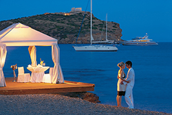 Luxury travel Greece