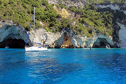 Yachting in Greece Islands