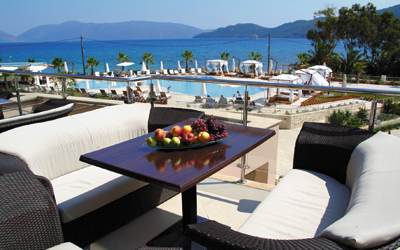 Luxury Hotels In Peloponnese Resorts And Spa